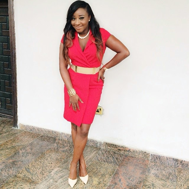Ini Edo Shows Off Her Slim Shape In New Photos