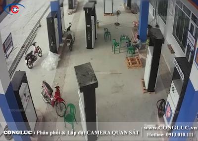 lắp camera quan sát cửa hàng xăng dầu quận lê chân