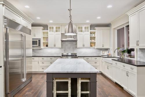 Четыре преимущества кухонной мебели на заказ