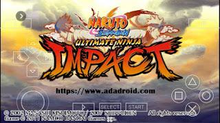 Naruto Ultimate Ninja Impact CSO PSP Android