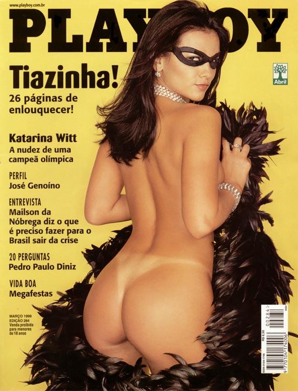 Tiazinha (Suzana Alves) pelada