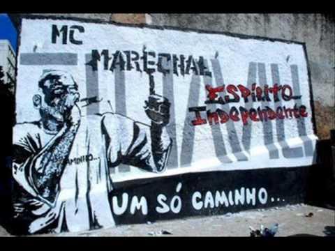 É A Guerra Neguinho - MC Marechal