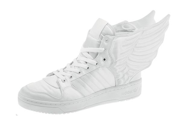hot sales d1421 bcbbf 2NE1 x adidas Originals by Jeremy Scott JS Wings 2.0
