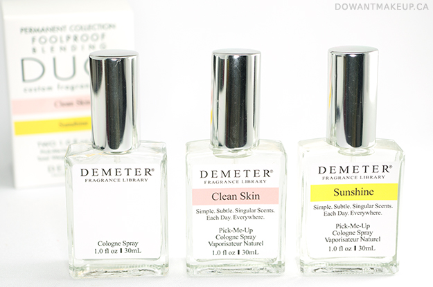 Demeter Foolproof Blending Duo Custom Kit review