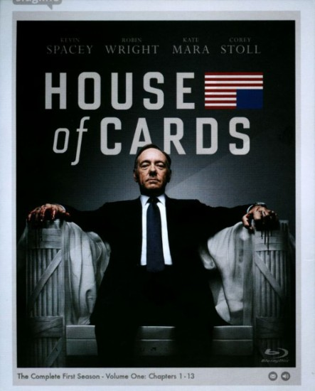 House Of Cards 2013 Season 01 Dual Audio 720p WEBHD 250MB HEVC x265