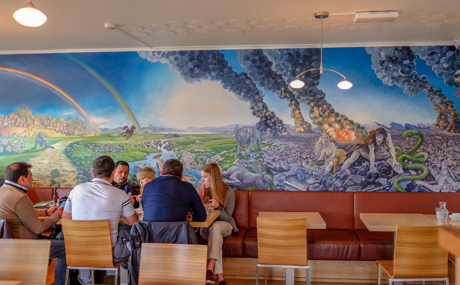 Cafe Loki, Iceland