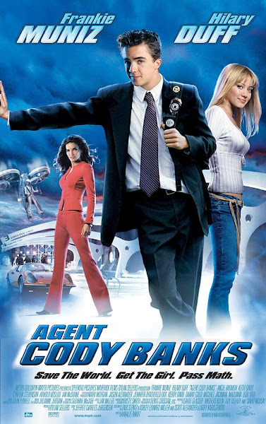 Poster Of Agent Cody Banks 2003 720p Hindi BRRip Dual Audio Download