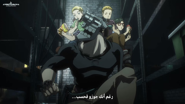 No Guns Life موسم ثاني مترجم أونلاين كامل تحميل و مشاهدة