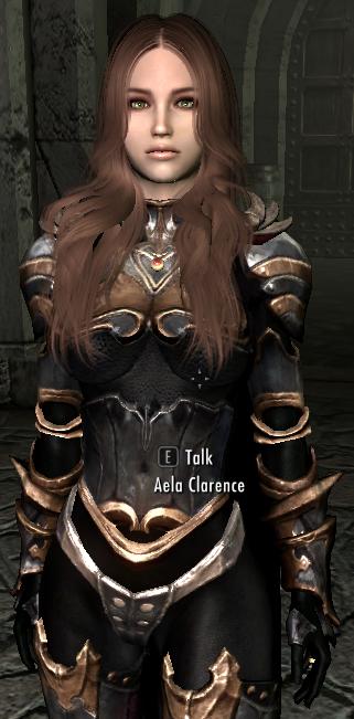 Skyrim Mods Highlights: Tera Kyna Armor