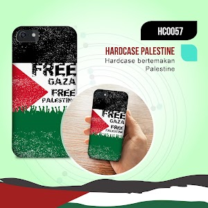 Custome Case 3D Iphone 7 Design Save Palestina 03