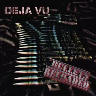 """Deja Vu - """"Wings Of Steel"""" (audio) from the album """"Bullets Reloaded"""""""