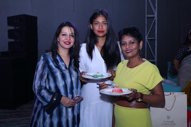 Alka Butail Chopra,Carol Maria Gracias and Lydia Buthello-