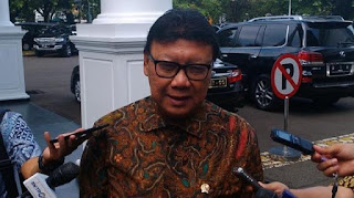 Wagub Bengkulu Rohidin Mersyah Dikukuhkan Jadi Plt Gubernur