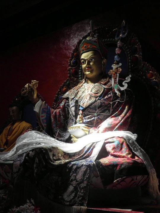 Tibetan Healing Amulet