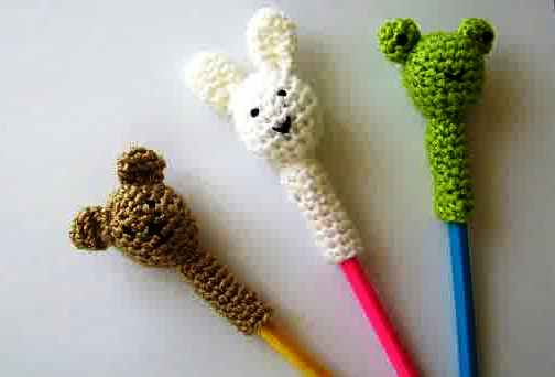 Pencil Topper Craft Ideas Easy Arts And Crafts Ideas
