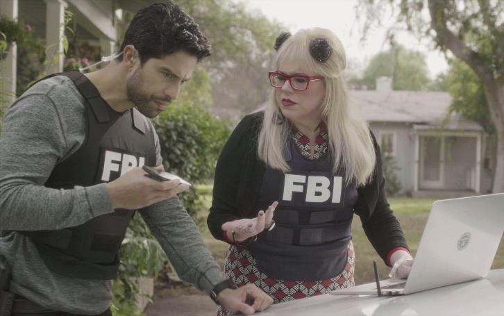 Criminal Minds - Episode 12.14 - Collision Course - Promo, Promotional Photos & Press Release