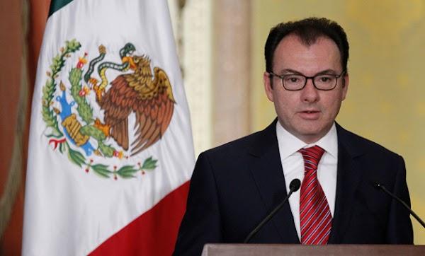 """Luis Videgaray """"Mis nietos no vivirán en México hay muchos resentidos"""": Medio Internacional"""