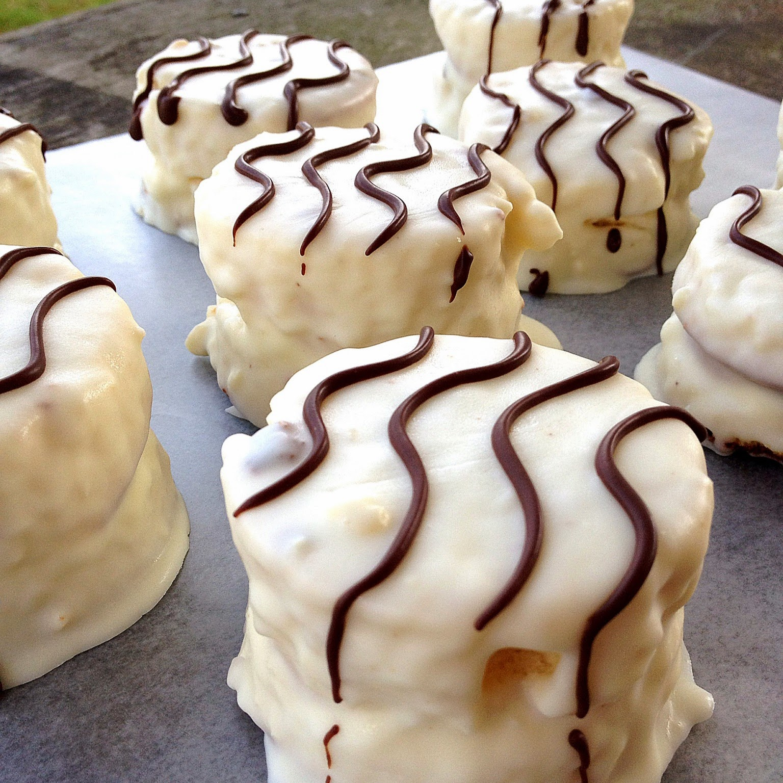 Homemade Zebra Cakes Yummi Recipes