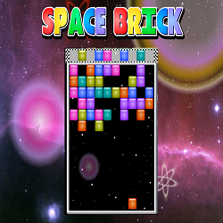 Space Brick (Fun Puzzle Game)