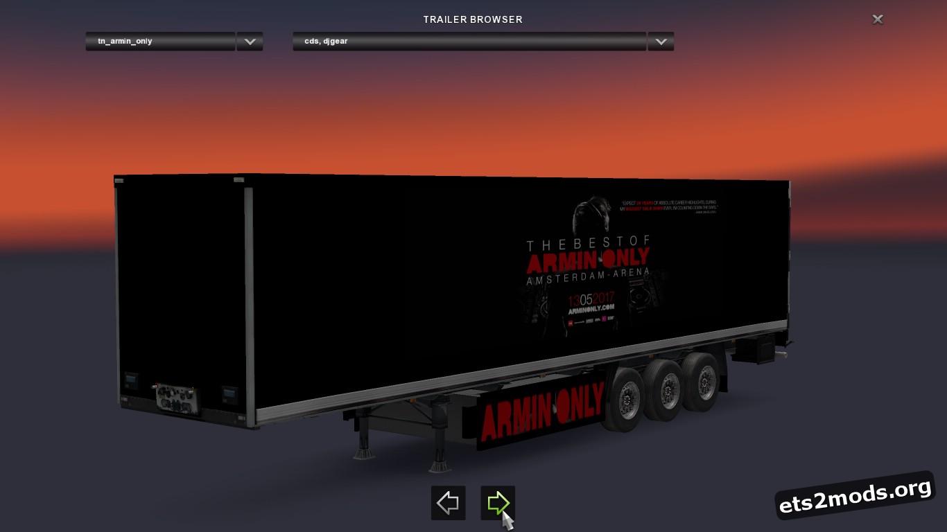 Trailer Armin Only Tour 2017