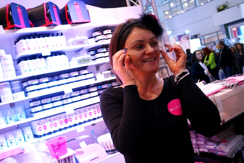 targi poznań, targi kosmetyczne, look and beauty vision, 2017, 2018, poznań, beauty, semilac, blog beauty day, sylveco, cleo, halier,