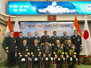 India and Japan conducted Disaster Control Exercise