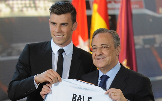 Bale's transfer could have had illegal backing Photo: GETTY IMAGES