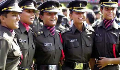 Women Will Be Inducted in Military Police