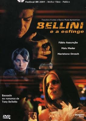 Bellini e a Esfinge - DVDRip Nacional