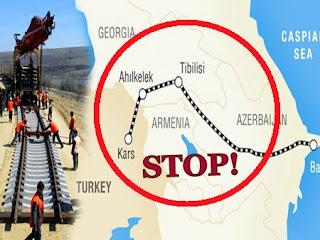 Исмаил Шабанов: Железная дорога Баку-Тбилиси-Карс как одна из веток антироссийской политической программы