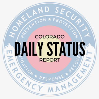 Colorado Daily Status Report logo