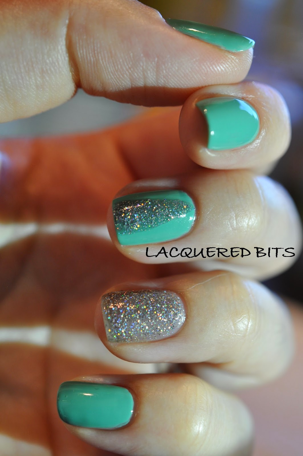 Turquoise colour for fall? Definitely!