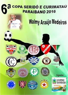 6ª Copa Regional do Seridó e Curimataú paraibano teve inicio com oito (8) jogos