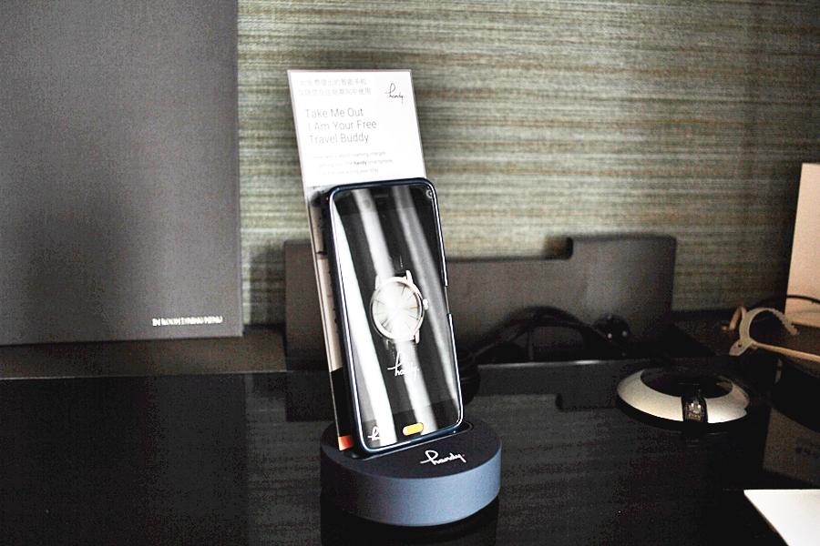 handy hotel free calls