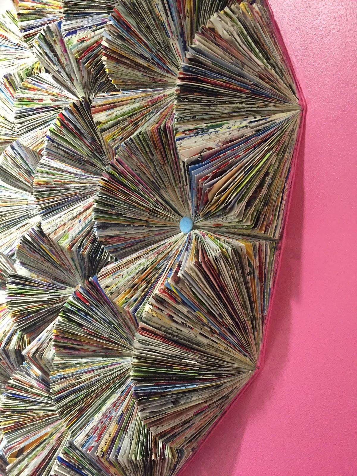 Alberto Fusco at Brighton Art Fair 2015, photo by Modern Bric a Brac
