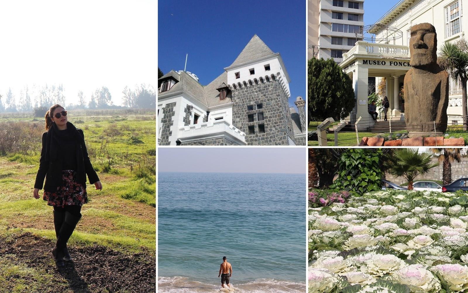 guia Chile Viagem a Valparaíso e Viña del Mar Ana do dia