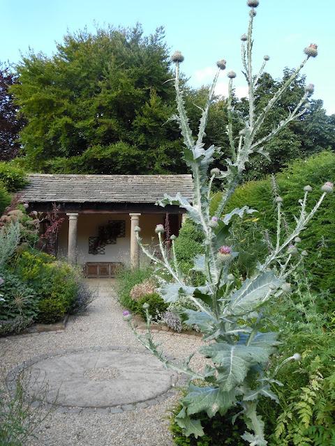 Herb Garden, altana