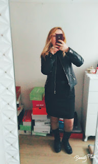 siyah etek ne  ile giyilir
