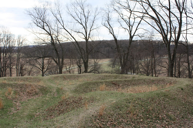 Earthenworks at Valley Forge
