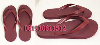 Pembuat Sandal Rubber