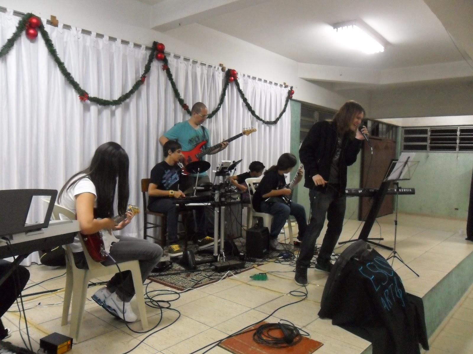 AUDIÇÃO DE ALUNOS 2010
