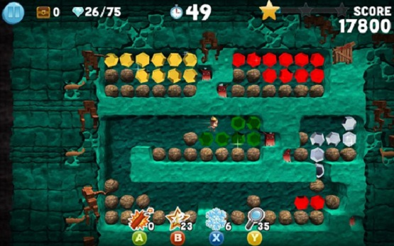 Boulder Dash 30th Anniversary Game Download-PCGAMEFREETOP