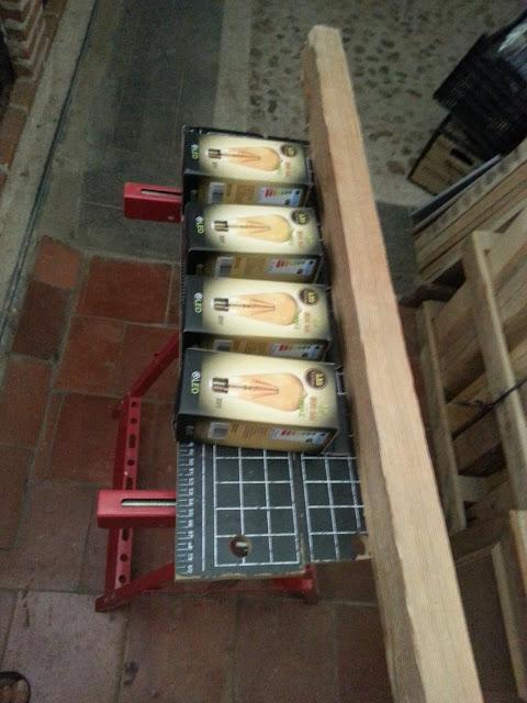 Crea, construye, recicla, restaura: lamparas de reciclados