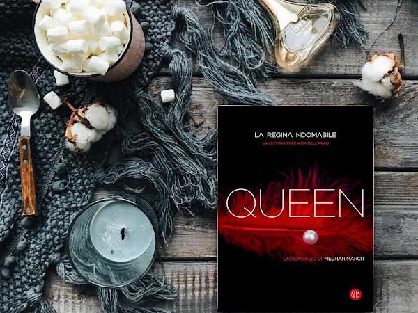 Recensione Queen. La Regina Indomabile di Meghan March