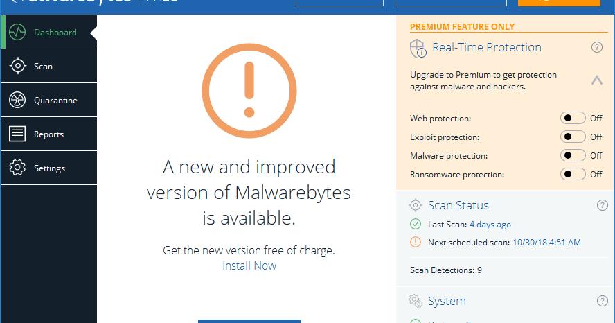 Malwarebytes Anti-Malware 2019 Free Download - Latest Version • All