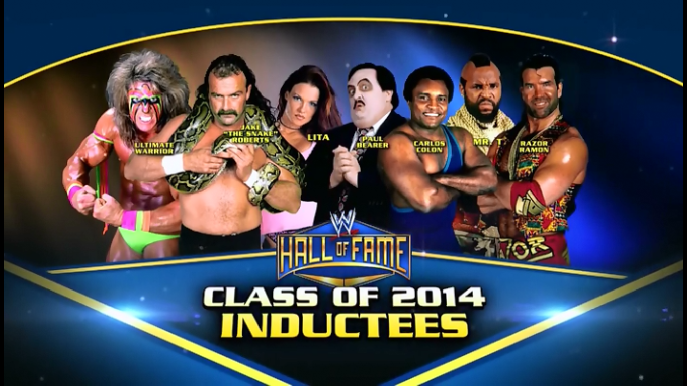 WWE Hall of Fame Inductee 2014 - Carlos Colon - WWE Indonesia