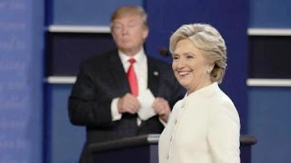 A dos semanas de las elecciones, la candidata demócrata alcanza la mayor diferencia con respecto al aspirante republicano, de acuerdo a la reciente encuesta divulgada por ABC News/The Washington Post