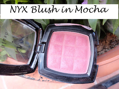 All Time Fav: NYX Blush in Mocha image