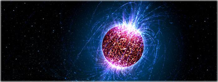 o que é um magnetar