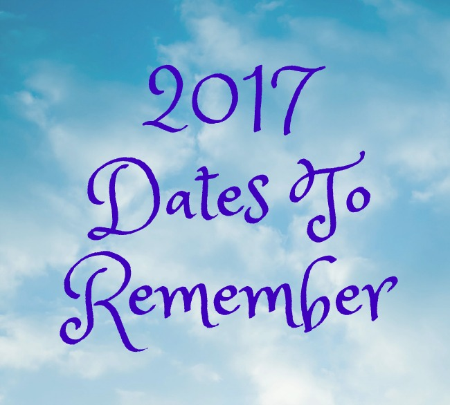 2017-dates-to-remember-text-over-image-of-clouds